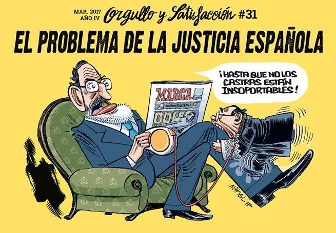 El Problema De La Justicia Espanola
